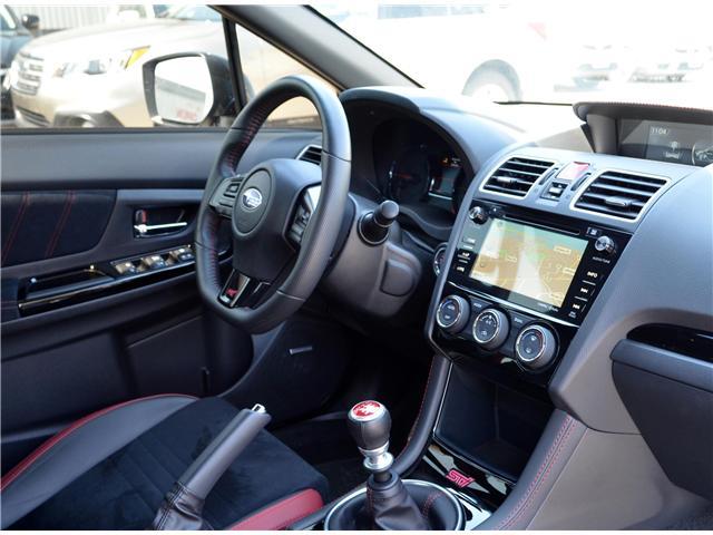 2018 Subaru WRX STI Sport-tech w/Wing (Stk: S3501A) in St.Catharines - Image 12 of 15