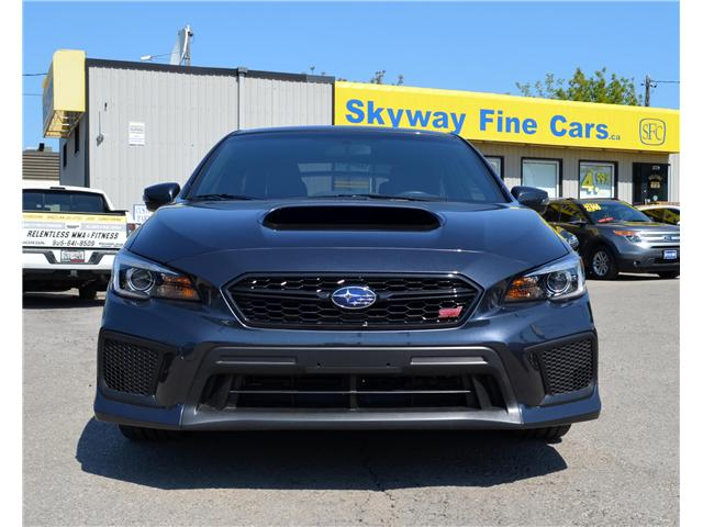 2018 Subaru WRX STI Sport-tech w/Wing (Stk: S3501A) in St.Catharines - Image 2 of 15