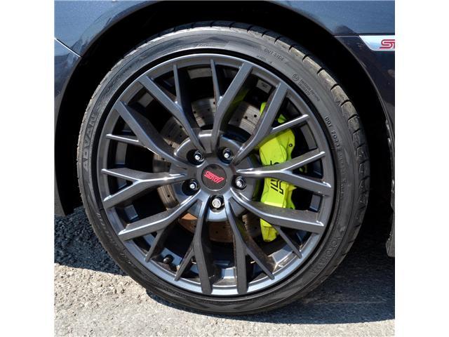 2018 Subaru WRX STI Sport-tech w/Wing (Stk: S3501A) in St.Catharines - Image 11 of 15