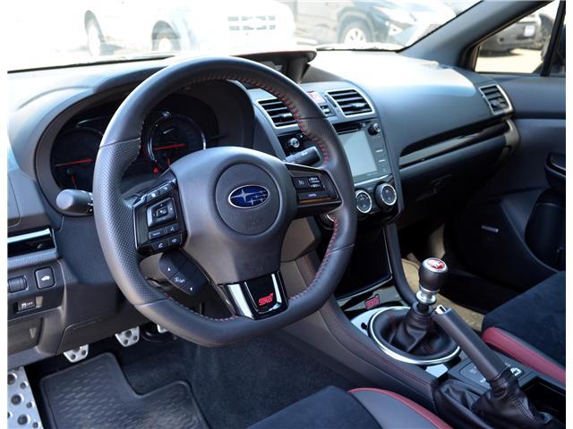 2018 Subaru WRX STI Sport-tech w/Wing (Stk: S3501A) in St.Catharines - Image 8 of 15