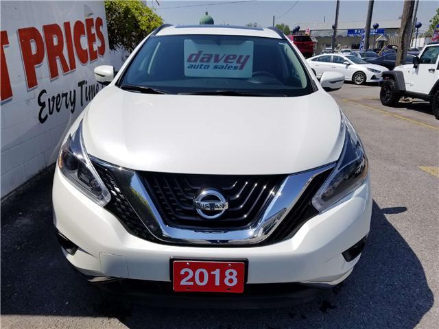 2018 Nissan Murano SV (Stk: 18-268) in Oshawa - Image 2 of 19