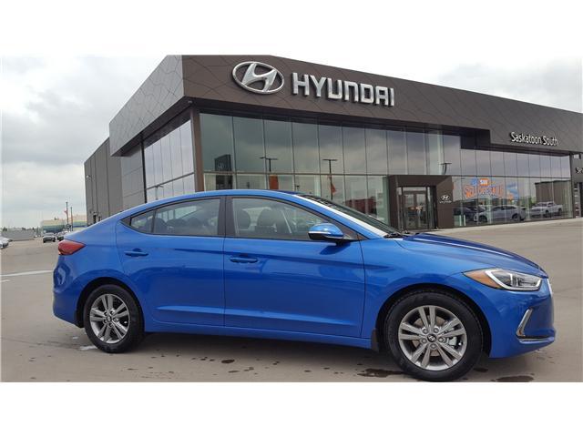 2018 Hyundai Elantra GL SE (Stk: 28121) in Saskatoon - Image 1 of 20