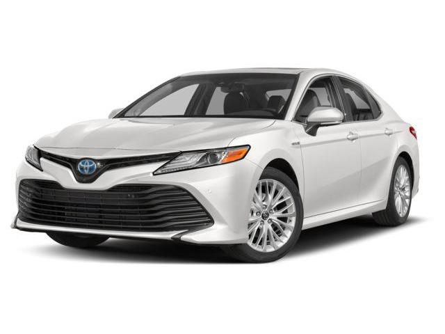 2018 Toyota Camry Hybrid LE (Stk: 8CH641) in Georgetown - Image 1 of 8