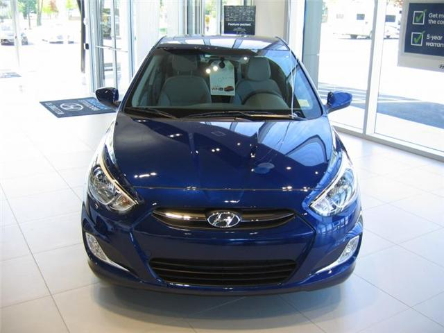 2017 Hyundai Accent  (Stk: R7001) in Brockville - Image 2 of 8