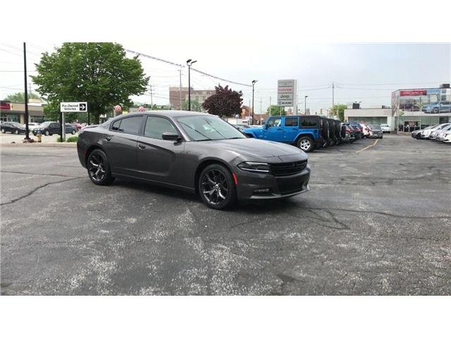 2017 Dodge Charger Rallye 3.6L Heated Seats Sun Roof (Stk: 44484) in Windsor - Image 2 of 11
