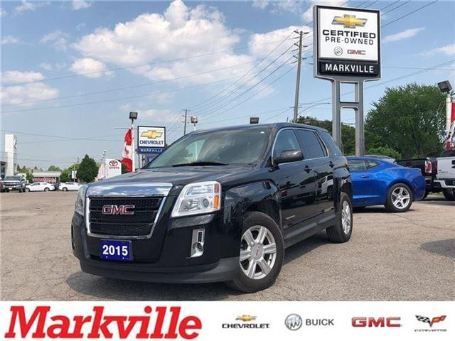 2015 GMC Terrain SLE-GM CERTIFIED PRE-OWNED-1 OWNER TRADE (Stk: 273252A) in Markham - Image 1 of 20
