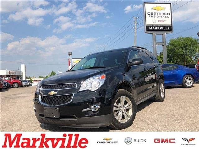 2015 Chevrolet Equinox 2LT-LEATHER-NAVI-ROOF-GM CERTIFIED-1 OWNER (Stk: 274924A) in Markham - Image 1 of 21