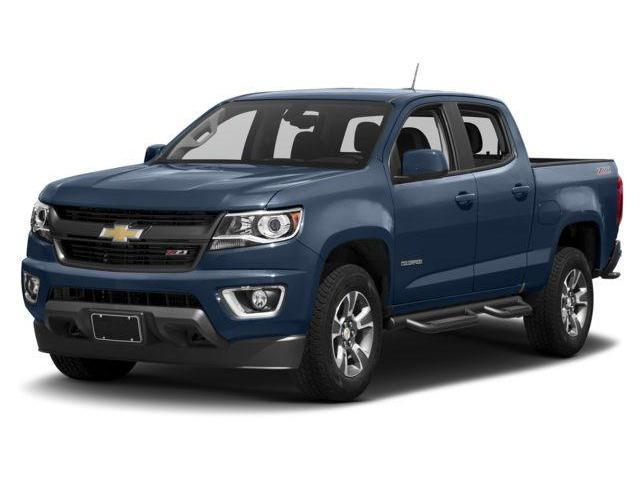 2018 Chevrolet Colorado Z71 (Stk: 283077) in Milton - Image 1 of 9