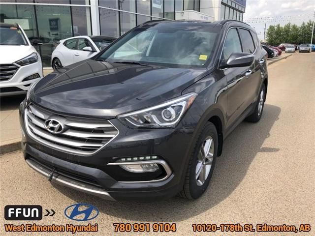 2018 Hyundai Santa Fe Sport  (Stk: E4026) in Edmonton - Image 2 of 22