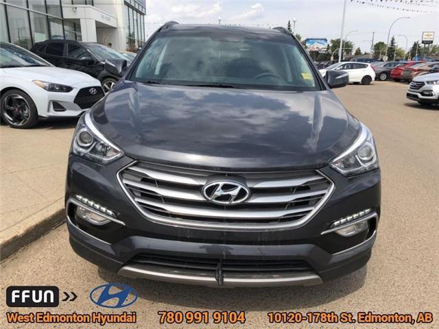 2018 Hyundai Santa Fe Sport  (Stk: E4026) in Edmonton - Image 3 of 22