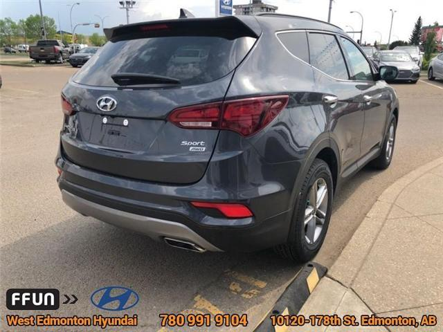 2018 Hyundai Santa Fe Sport  (Stk: E4026) in Edmonton - Image 5 of 22