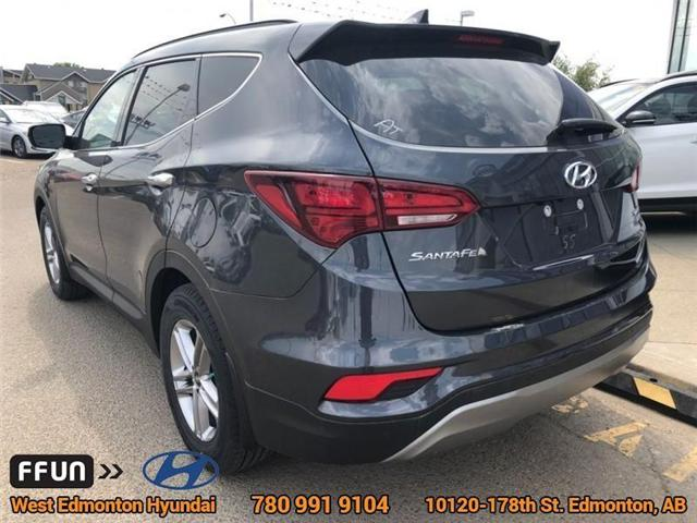 2018 Hyundai Santa Fe Sport  (Stk: E4026) in Edmonton - Image 7 of 22