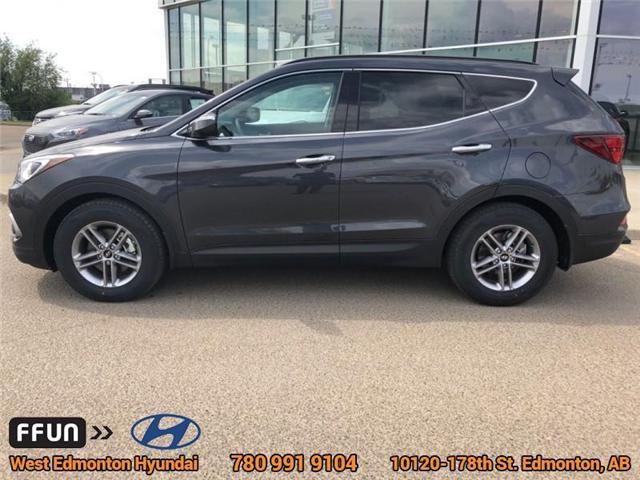 2018 Hyundai Santa Fe Sport  (Stk: E4026) in Edmonton - Image 8 of 22