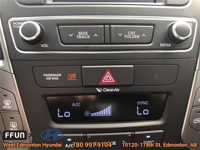 2018 Hyundai Santa Fe Sport  (Stk: E4026) in Edmonton - Image 19 of 22