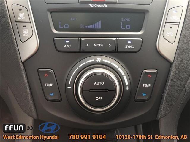 2018 Hyundai Santa Fe Sport  (Stk: E4026) in Edmonton - Image 20 of 22