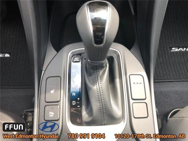 2018 Hyundai Santa Fe Sport  (Stk: E4026) in Edmonton - Image 22 of 22
