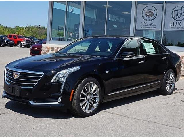 2018 Cadillac CT6 3.0L Twin Turbo Luxury (Stk: 18012) in Peterborough - Image 1 of 3