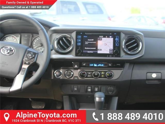 2018 Toyota Tacoma SR5 (Stk: X032777) in Cranbrook - Image 9 of 17