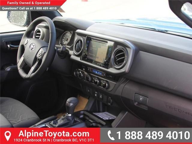 2018 Toyota Tacoma SR5 (Stk: X032777) in Cranbrook - Image 10 of 17