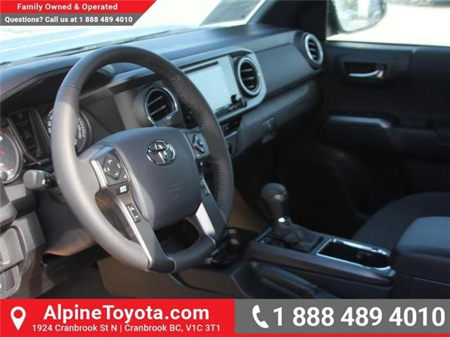 2018 Toyota Tacoma SR5 (Stk: X034373) in Cranbrook - Image 9 of 18