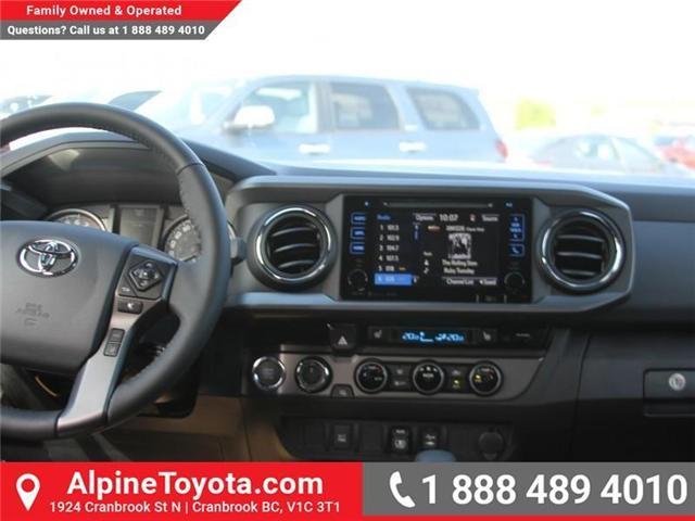 2018 Toyota Tacoma SR5 (Stk: X034373) in Cranbrook - Image 10 of 18