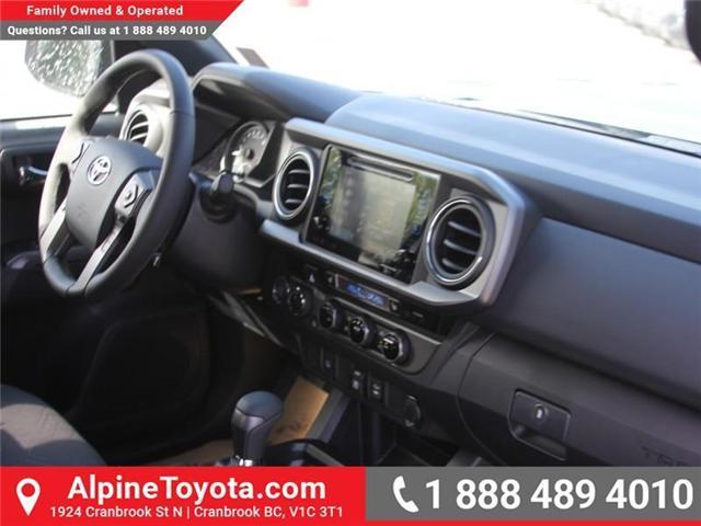 2018 Toyota Tacoma SR5 (Stk: X034373) in Cranbrook - Image 11 of 18