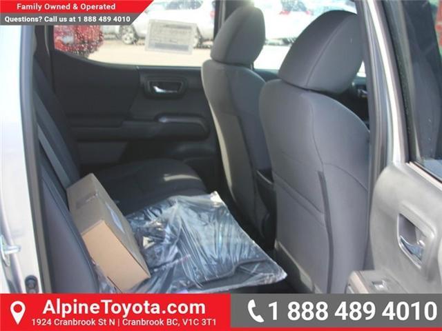 2018 Toyota Tacoma SR5 (Stk: X034373) in Cranbrook - Image 12 of 18