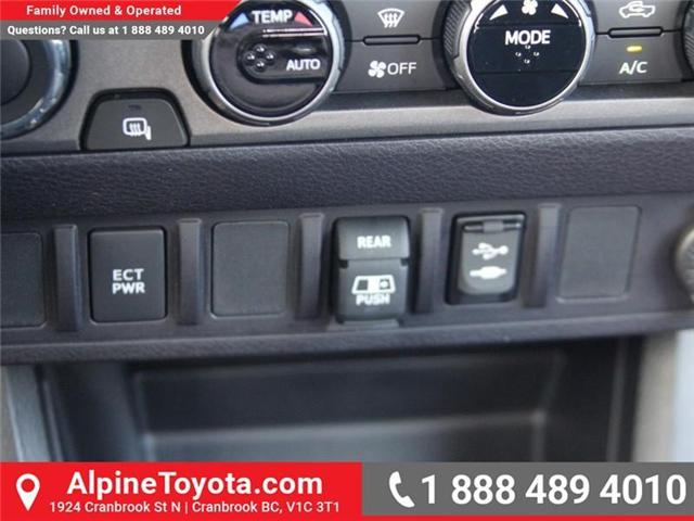 2018 Toyota Tacoma SR5 (Stk: X034373) in Cranbrook - Image 15 of 18
