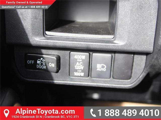 2018 Toyota Tacoma SR5 (Stk: X034373) in Cranbrook - Image 16 of 18