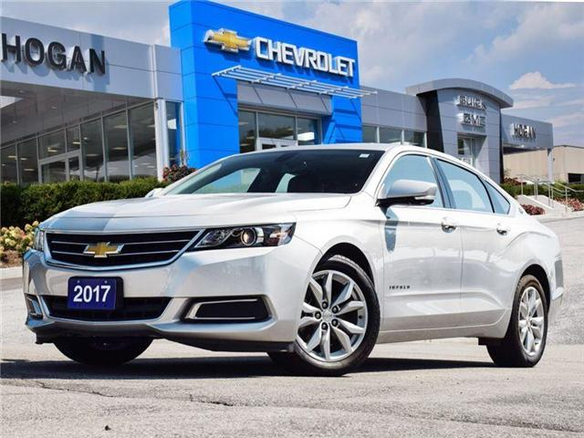 2017 Chevrolet Impala 1LT (Stk: A197125) in Scarborough - Image 1 of 24