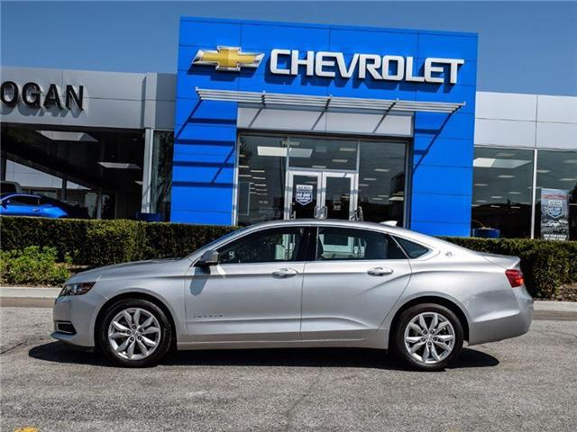 2017 Chevrolet Impala 1LT (Stk: A197125) in Scarborough - Image 2 of 24