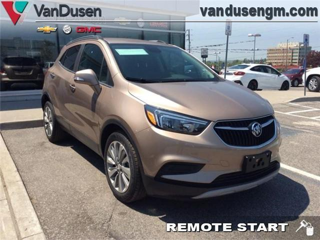2018 Buick Encore Preferred (Stk: 183733) in Ajax - Image 1 of 21