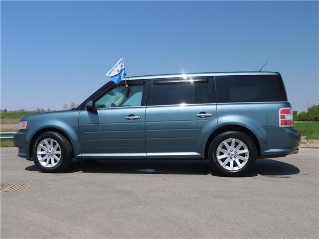 2010 Ford Flex SEL (Stk: U8437B) in London - Image 2 of 23