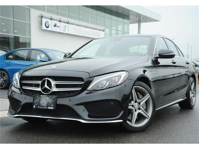 2016 Mercedes-Benz C-Class Base (Stk: P142350) in Brampton - Image 1 of 14