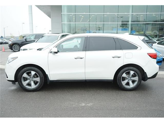 2016 Acura MDX Base (Stk: P503339) in Brampton - Image 2 of 13