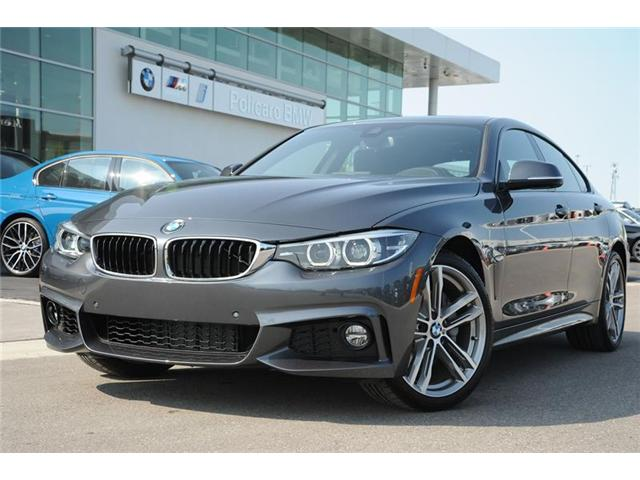 2019 BMW 440 Gran Coupe i xDrive (Stk: 9M74273) in Brampton - Image 1 of 12