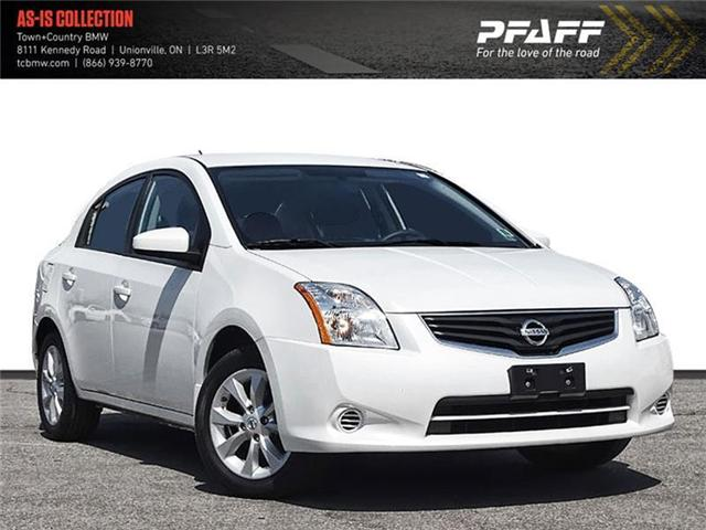 2011 Nissan Sentra 2.0 (Stk: 34646A) in Markham - Image 1 of 11