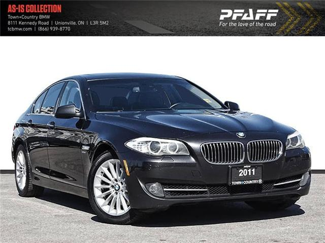 2011 BMW 535i xDrive (Stk: 35553AA) in Markham - Image 1 of 18