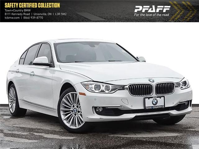 2014 BMW 328i xDrive (Stk: D10999) in Markham - Image 1 of 19