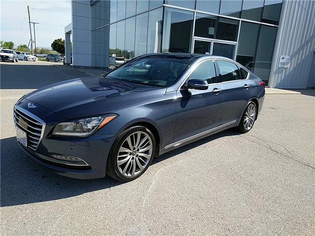 2015 Hyundai Genesis 5.0 Ultimate (Stk: 60031) in Goderich - Image 1 of 13