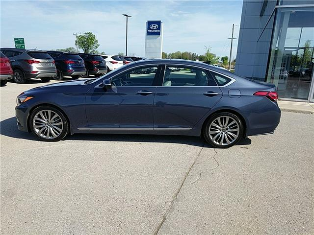 2015 Hyundai Genesis 5.0 Ultimate (Stk: 60031) in Goderich - Image 2 of 13
