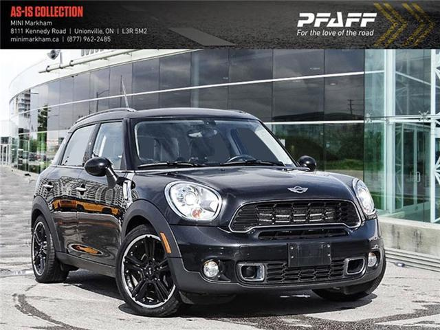 2011 Mini Cooper S Countryman Base (Stk: U11011) in Markham - Image 1 of 13