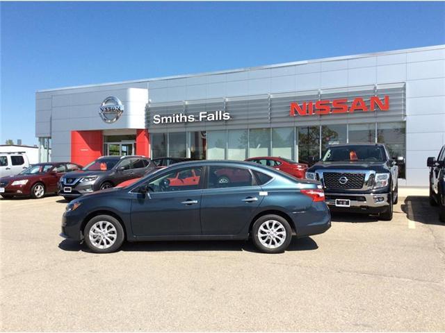 2018 Nissan Sentra 1.8 SV (Stk: 18-127) in Smiths Falls - Image 1 of 13