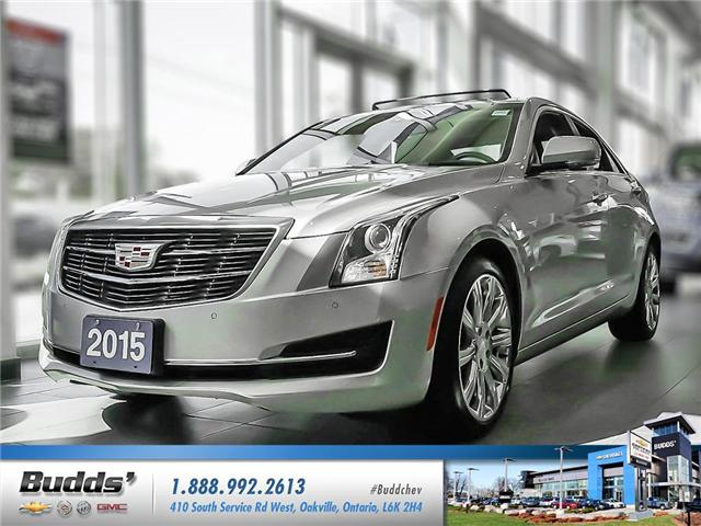 2015 Cadillac ATS 2.0L Turbo Luxury (Stk: R1297) in Oakville - Image 1 of 20
