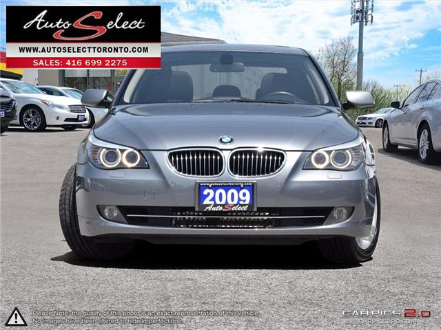2009 BMW 528i  (Stk: 9LD1612) in Scarborough - Image 2 of 27