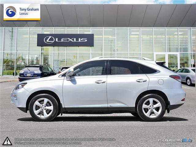 2013 Lexus RX 350  (Stk: P7847B) in Ottawa - Image 2 of 25