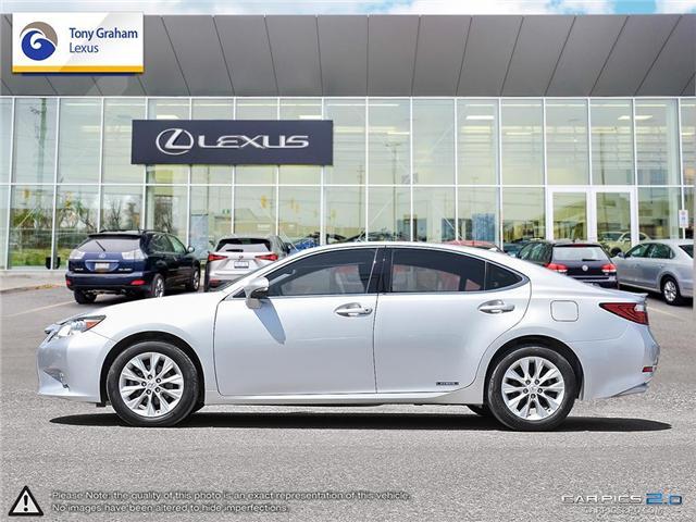 2014 Lexus ES 300h Base (Stk: Y3137) in Ottawa - Image 2 of 25