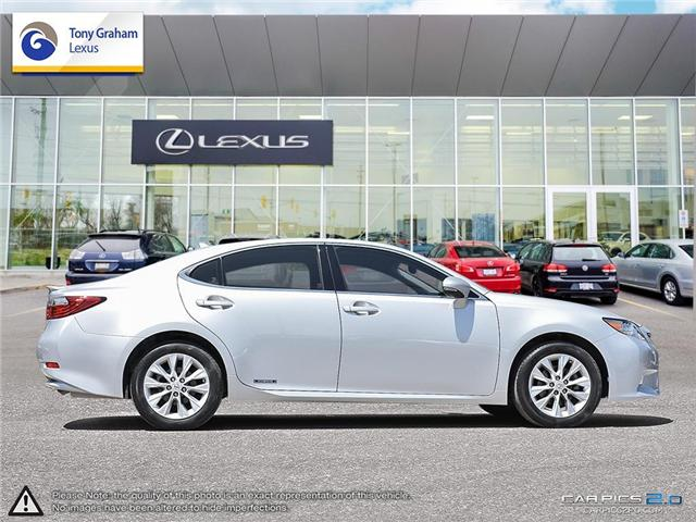 2014 Lexus ES 300h Base (Stk: Y3137) in Ottawa - Image 6 of 25