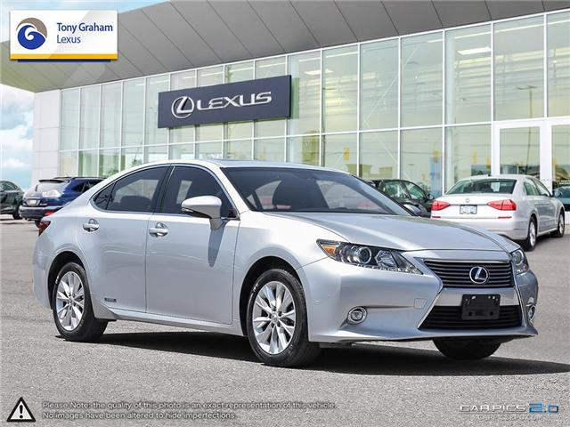 2014 Lexus ES 300h Base (Stk: Y3137) in Ottawa - Image 7 of 25