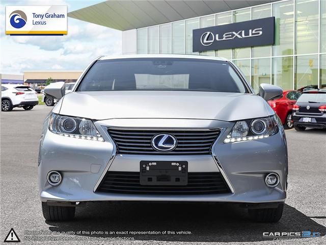 2014 Lexus ES 300h Base (Stk: Y3137) in Ottawa - Image 8 of 25
